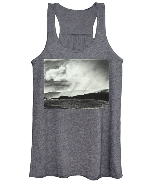Sunny Rainfall Women's Tank Top