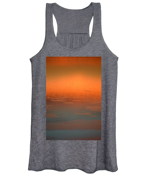 Sunrise Reflections Women's Tank Top