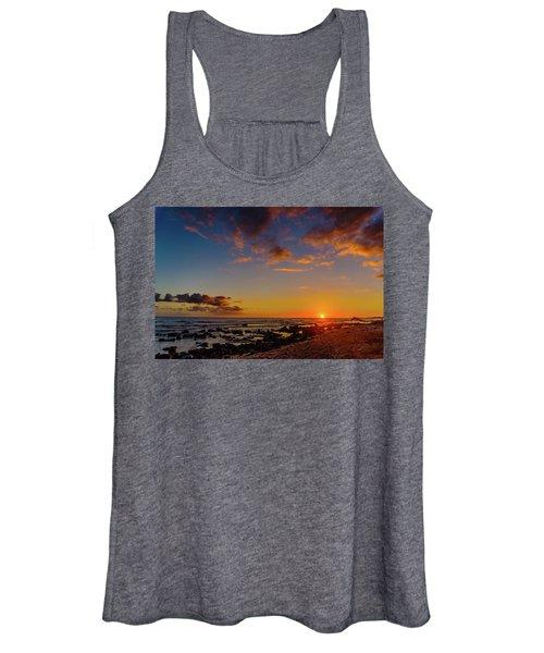 Sunset At Kailua Beach Women's Tank Top