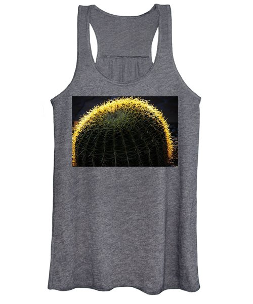 Sunset Cactus Women's Tank Top