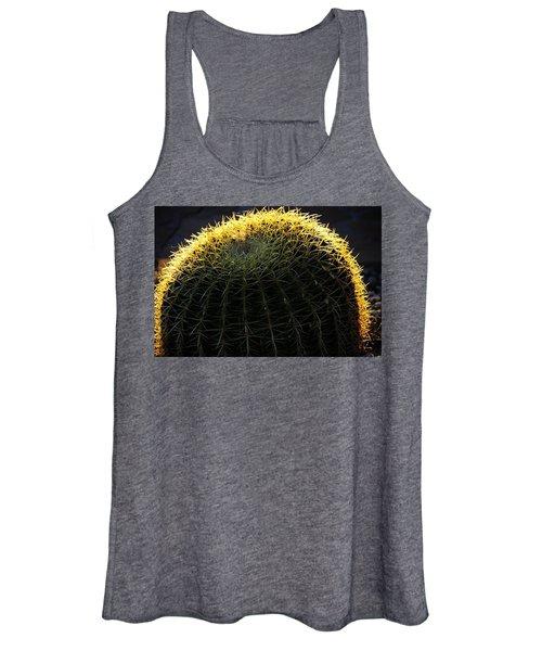 Sunset Cactus Women's Tank Top