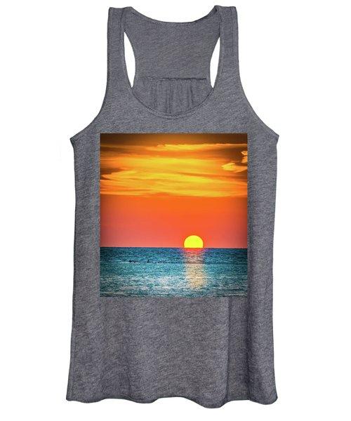 Sunset Captiva  Women's Tank Top