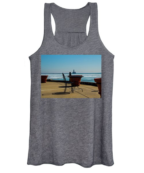 Table For One Women's Tank Top