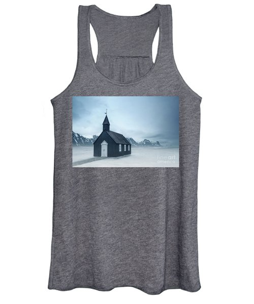 Temple Of The Winds Women's Tank Top