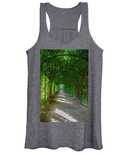 The Alley Of The Ivy Women's Tank Top
