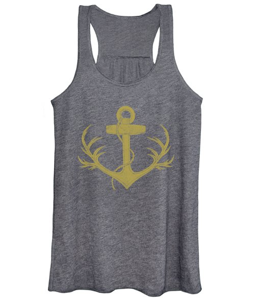 The Antlered Ship Women's Tank Top