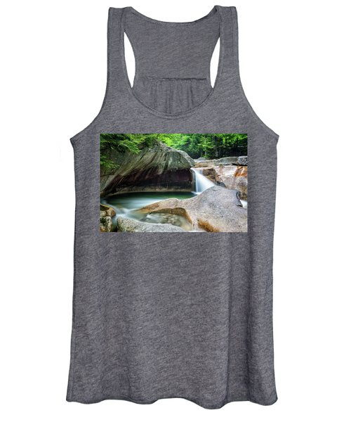The Basin, Springtime Nh Women's Tank Top
