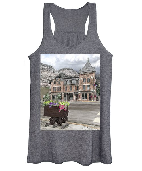 The Beaumont Hotel Women's Tank Top