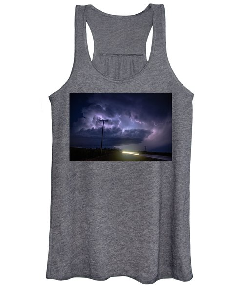 The Best Supercell Of The Summer 043 Women's Tank Top
