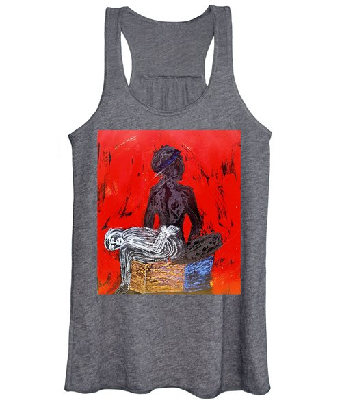The Blood Hot Fantasy Women's Tank Top
