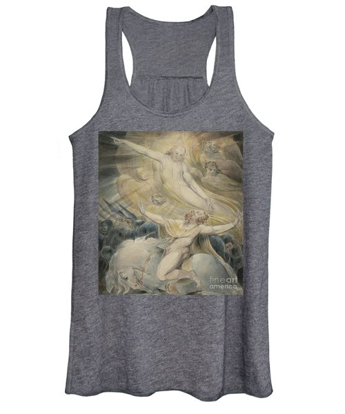 The Conversion Of Saul Women's Tank Top