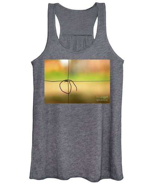 The Days Go By Women's Tank Top