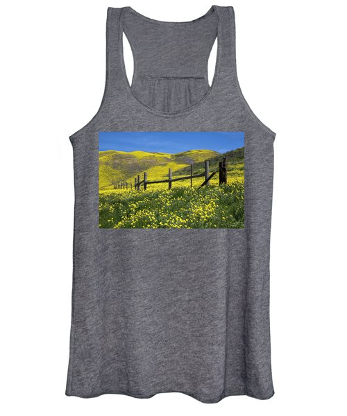 The Hills Are Alive Women's Tank Top