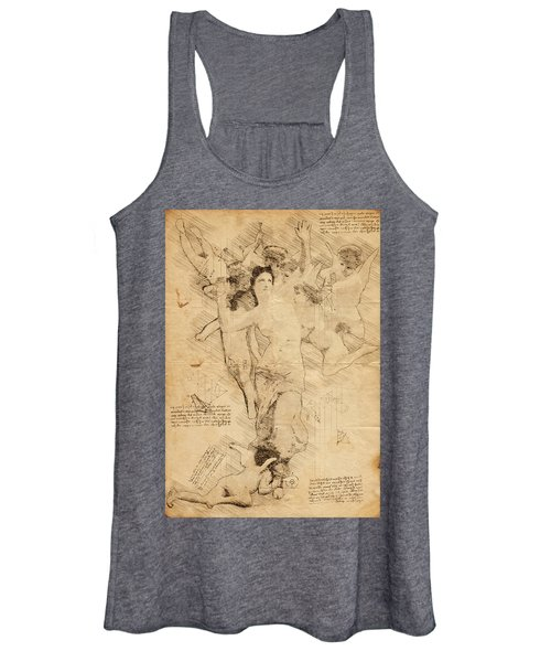 The Invasion Women's Tank Top