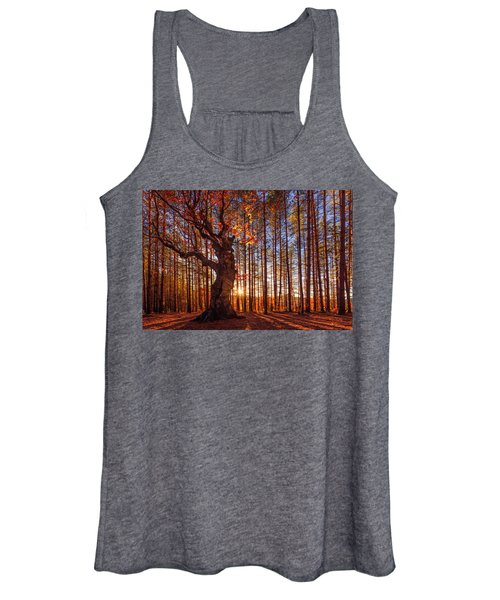 The King Of The Trees Women's Tank Top