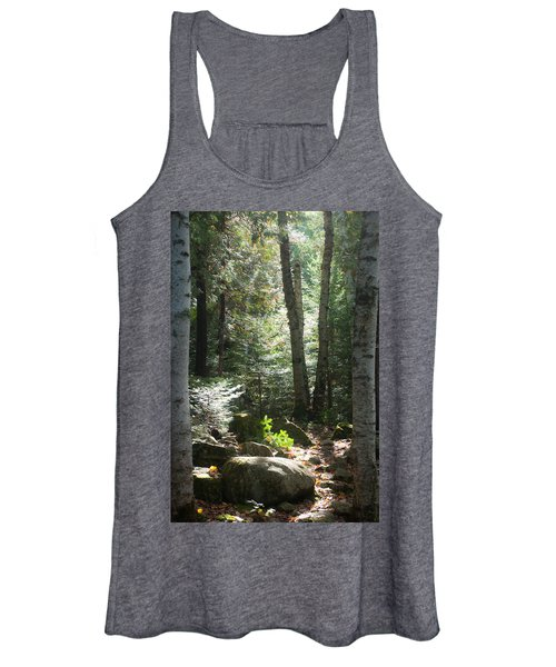 The Living Forest Women's Tank Top