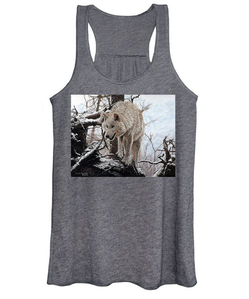 The Lookout Women's Tank Top
