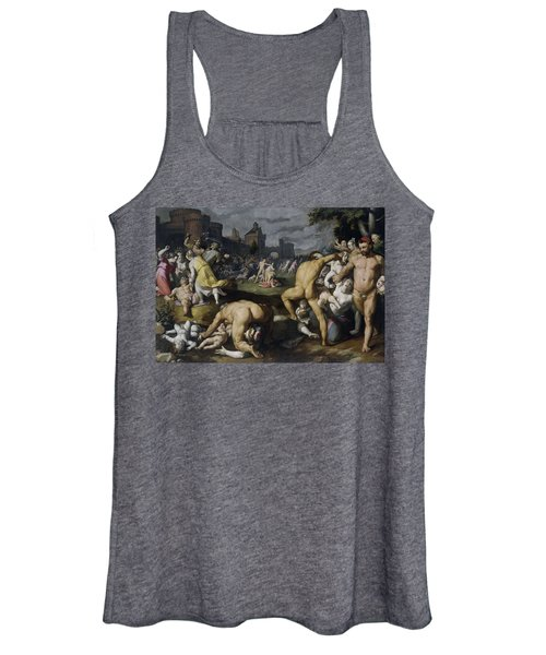 The Massacre Of The Innocents. Women's Tank Top