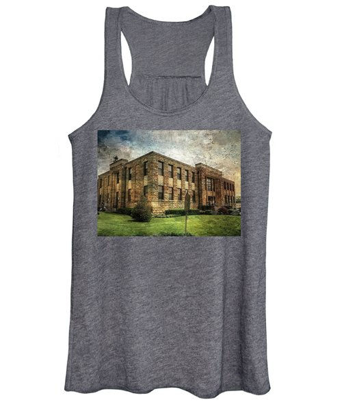 The Old County Courthouse Women's Tank Top