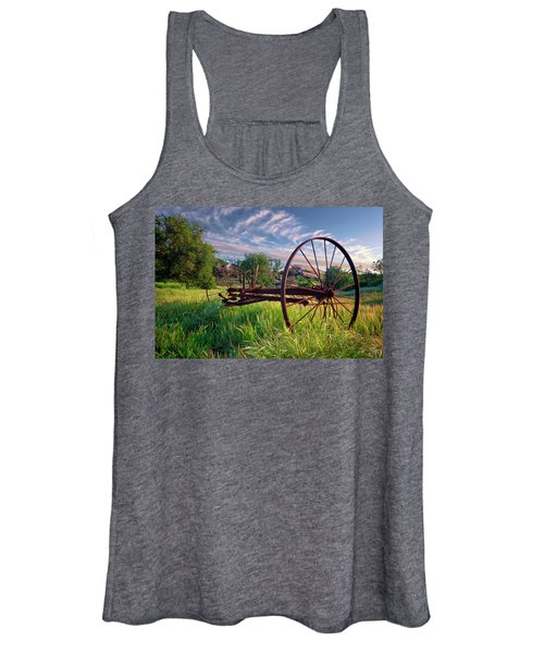 The Old Hay Rake 2 Women's Tank Top