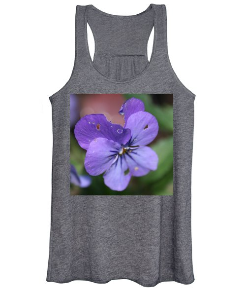The Raggedy Viola Women's Tank Top