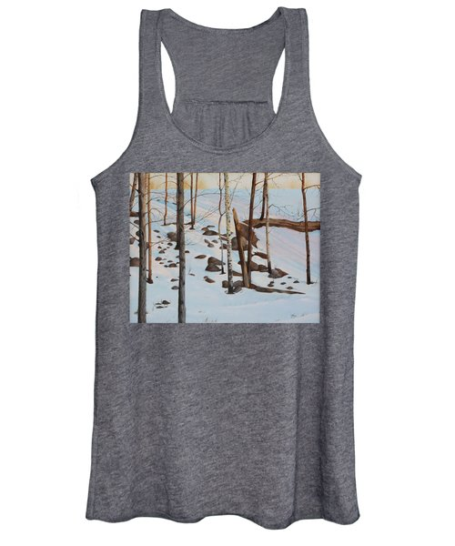 The Sentinels Women's Tank Top