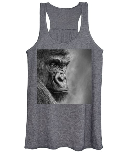 The Serious One Women's Tank Top