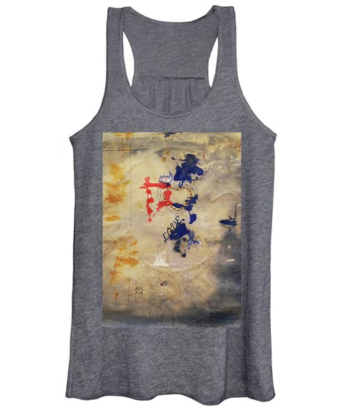 The Shadows Of Love Women's Tank Top