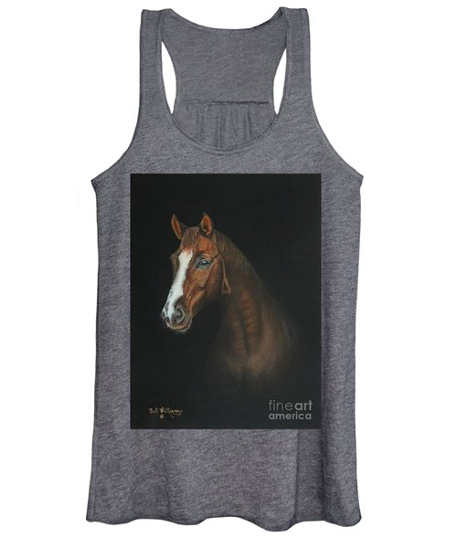 The Stallion Women's Tank Top