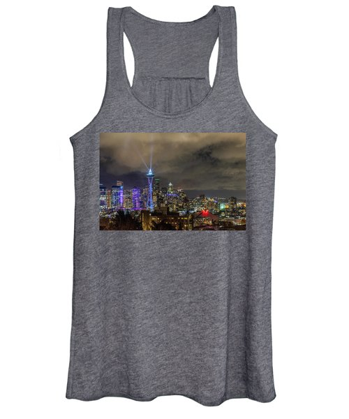 The Star Of Seattle Women's Tank Top