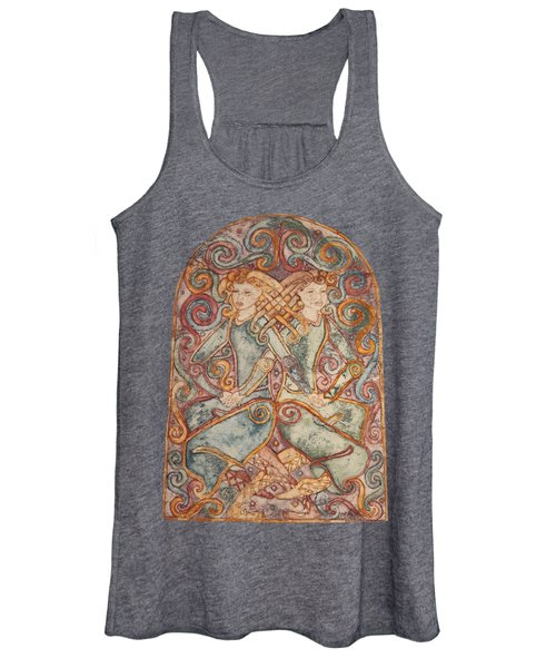 The Two Suns Women's Tank Top