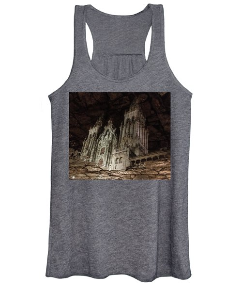 The World At Your Feet Women's Tank Top