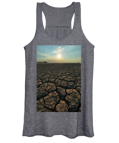 Thirsty Ground Women's Tank Top