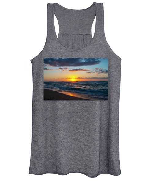 This Is Why They Call It Sunset Beach Women's Tank Top