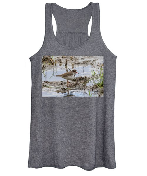 Three-banded Plover Women's Tank Top