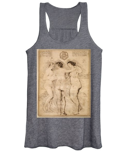 Three Graces Women's Tank Top