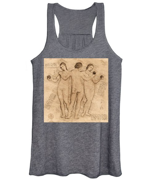 Three Graces - II Women's Tank Top