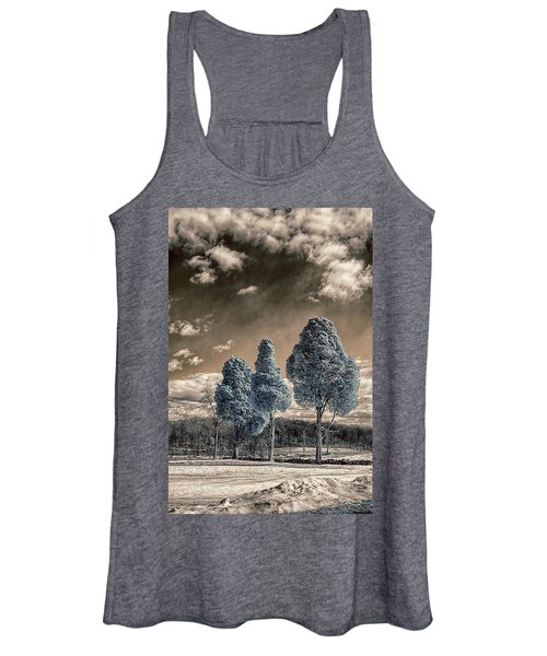 Three Kings Women's Tank Top