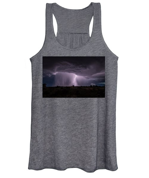 Thunderstorm #4 Women's Tank Top