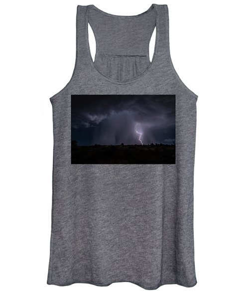 Thunderstorm #5 Women's Tank Top