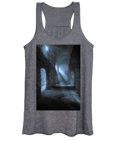 Traces Of The Past Women's Tank Top