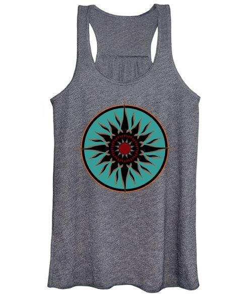 Tribal Sun Women's Tank Top