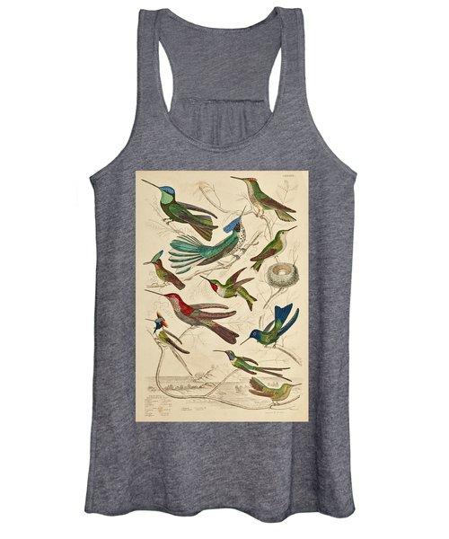 Trochilus - Hummingbirds Women's Tank Top