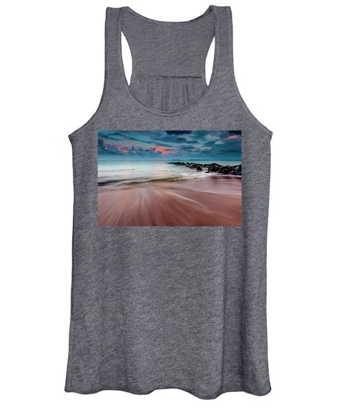 Tropic Sky Women's Tank Top