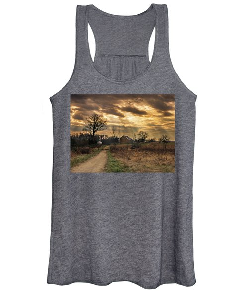 Trostle Sky Women's Tank Top