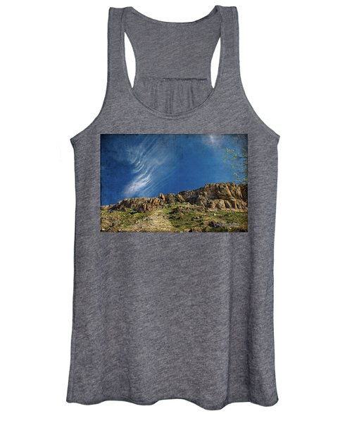 Tuscon Clouds Women's Tank Top