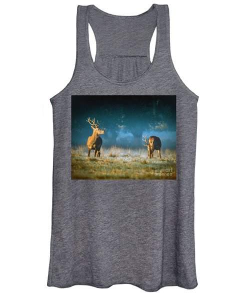 Two Stags Women's Tank Top