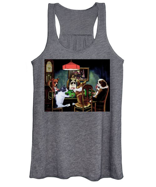 Under The Table Women's Tank Top