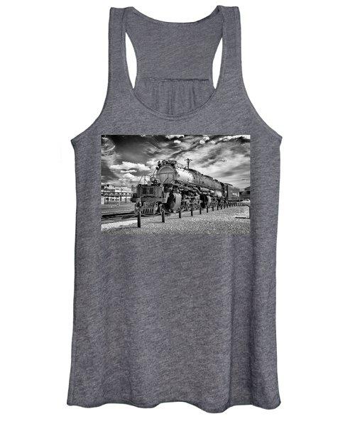 Union Pacific 4-8-8-4 Big Boy Women's Tank Top