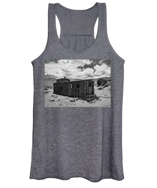Union Pacific Caboose Women's Tank Top